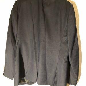 Theory sport coat navy 40R slim fit
